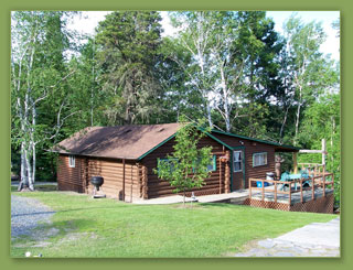Eagle Lake Sportsmens Lodge Cabins