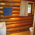 Cabin 7 Bathroom