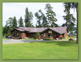 Eagle Lake Sportsmens Lodge